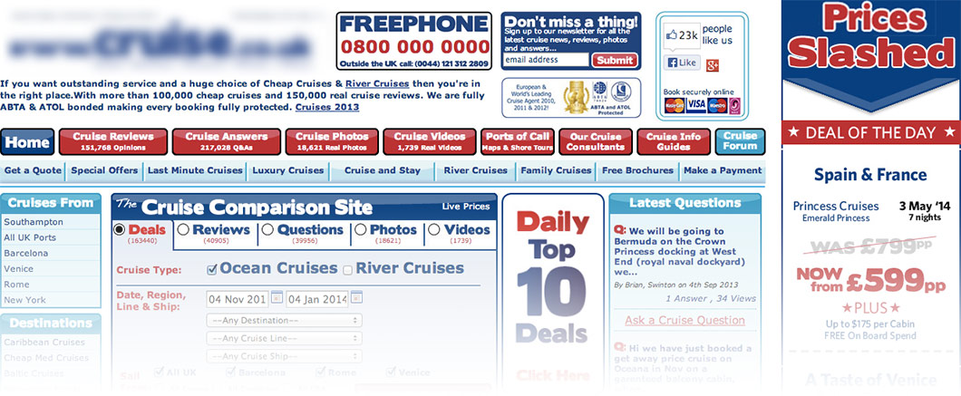 Is Your Homepage Driving Away Visitors?